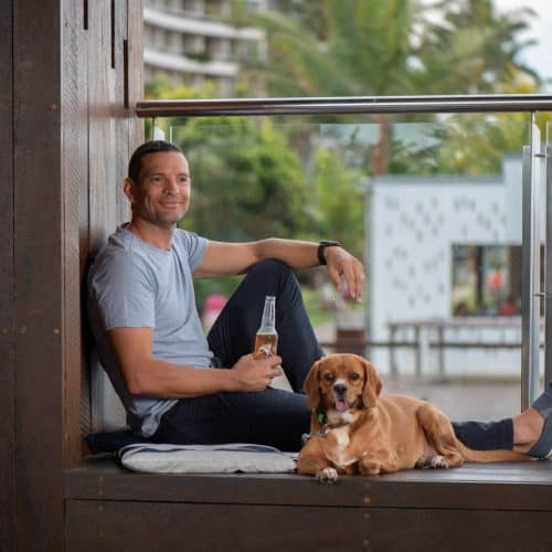 Wharf One Cafe - Gallery man and pet sitting